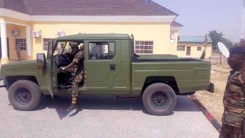 Nigeria Vehicles