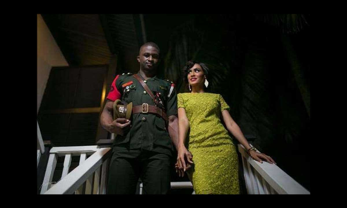 Checkout Cut Juliet Ibrahim's In-law to be (photos)