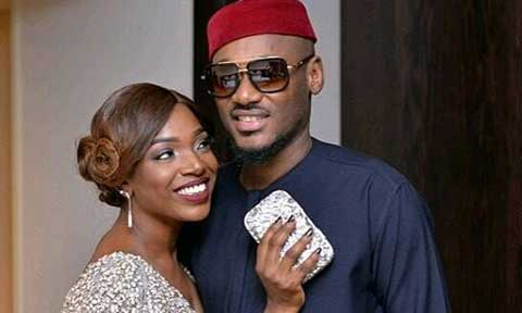 Image result for 2face is a very doting father' – Annie Idibia