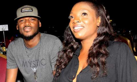 2Face Idibia and Annie Idibia