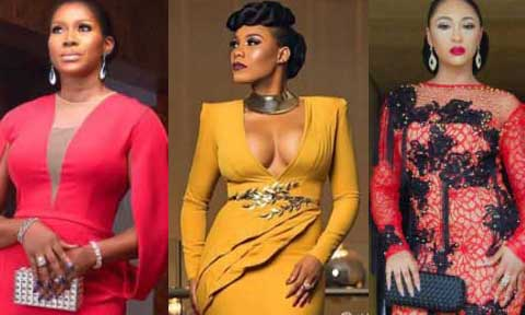 Photos: AMAA 2017 Best Dressed Celebrities Revealed