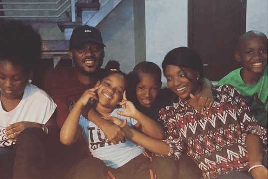 Annie-idibia-and-step-kids.jpg