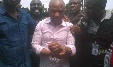 Evans' N300M Suit Against Police, Suffered Yet Another Setback