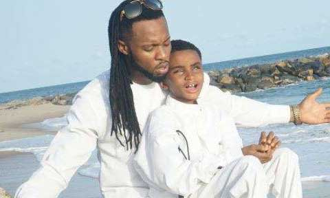Flavour Featured A Blind Boy, Semah G In His Latest Single