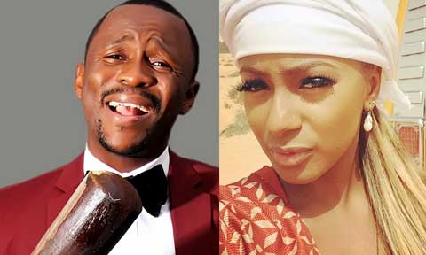 "Comedian Ushbebe Stare At My ""WACK"" Face In Traffic - DJ Cuppy Mocks"