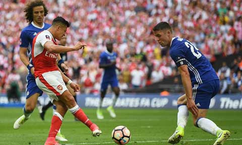Arsenal Dumps Chelsea