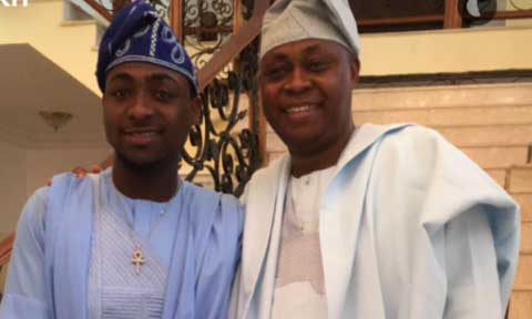 Political Or Humanitarian: Davido's Dad Secures Release Of 200 Inmates