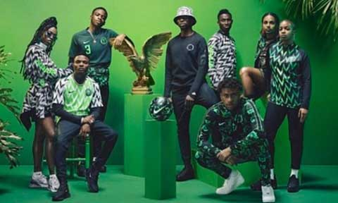 Super Eagles Jersey