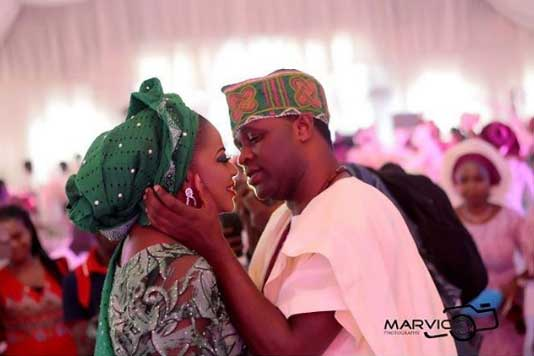 Femi Adebayo new wedding