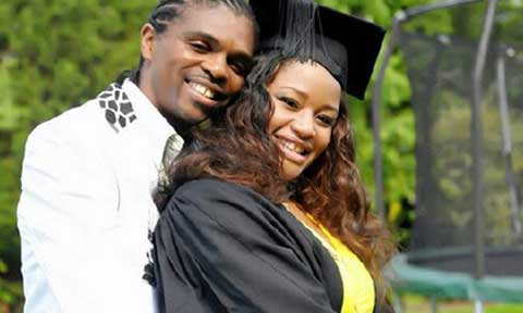 Kanu And Wife, Amara