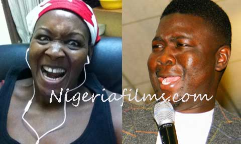 Kemi Olunloyo and Seyi Law