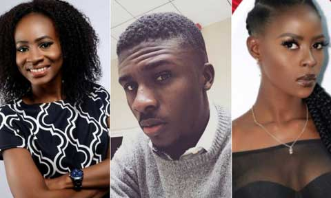 Lolu, Khloe And Anto