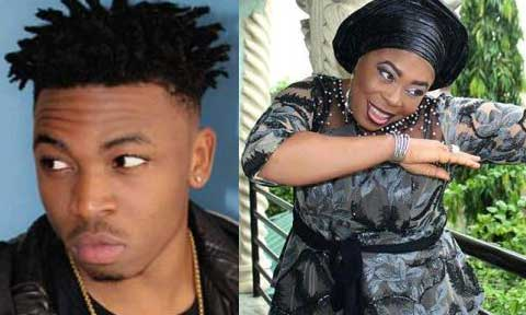 Don't Be Like Your Boss Davido; Mayorkun's Mother Begs Son