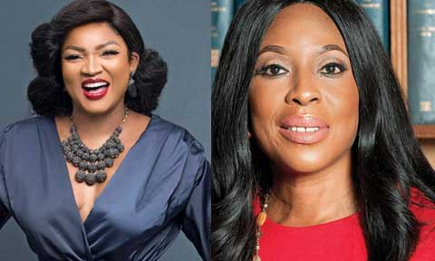 Omotola Jalade And Mo Abudu