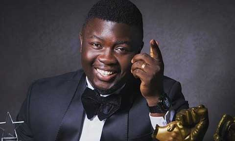 Comedian Seyi Law