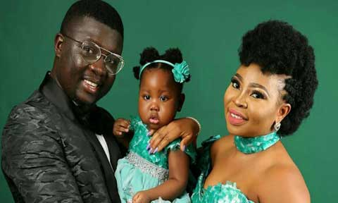 Seyi Law's Marriage Turns 7; Read The Message He Wrote