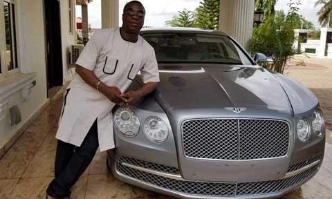 Fuji Singer K1 Buys 66 Million Naira Worth Bentley Car Photos