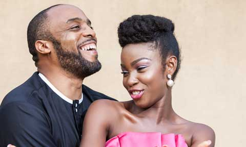 Kalu Ikeagwu and Ijeoma Eze