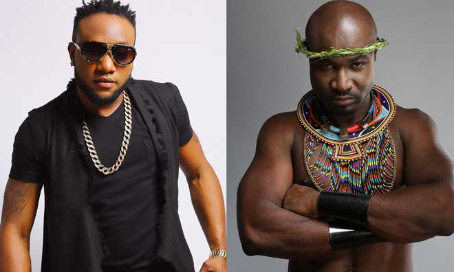 KCee and Harrysong
