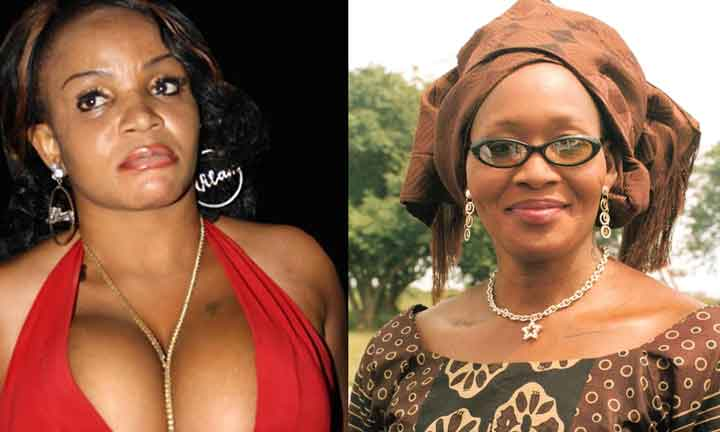 Cossy Ojiakor Lambast Kemi Olunloyo for Breast Reduction Surgery