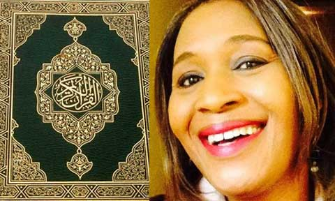 Kemi Olunloyo and Quran