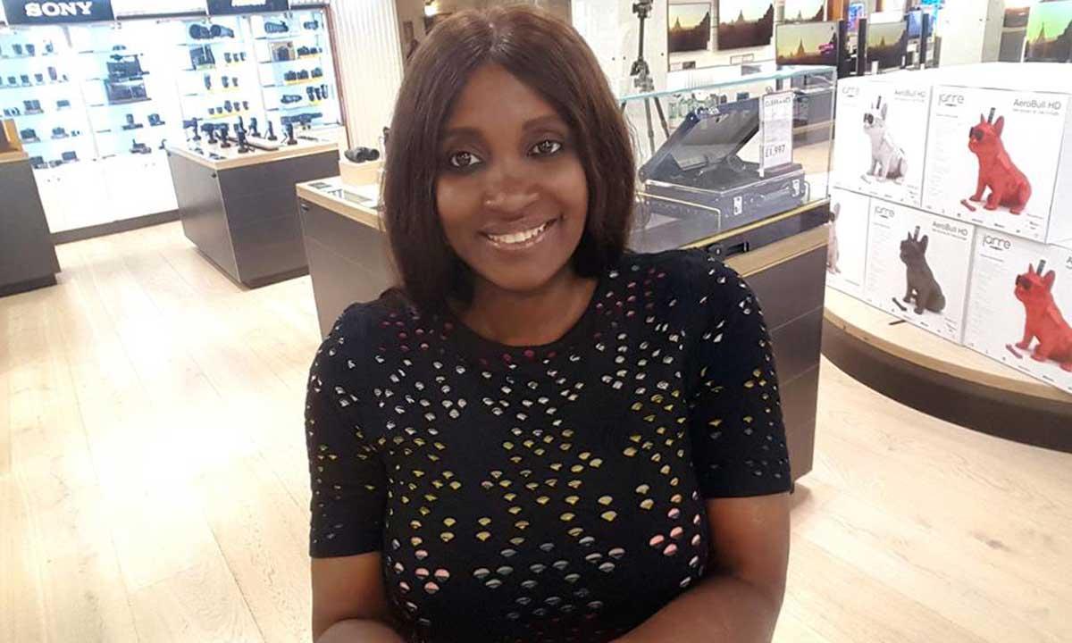 Maria Ude Nwachi
