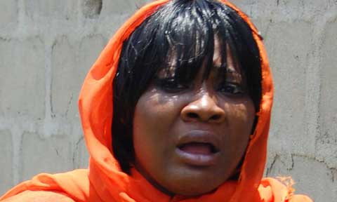 Mercy Johnson Okojie