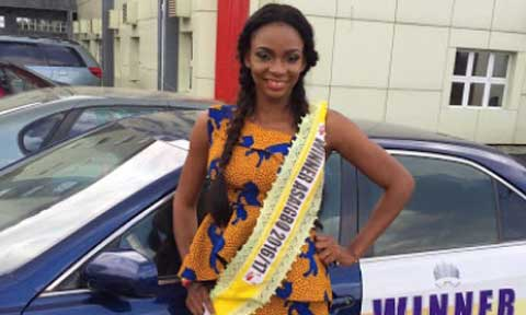 Miss Asaigbo 2016, queen Ugwu Joy