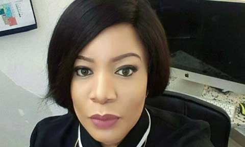 Nollywood Diva Monalisa Chinda