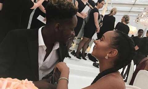 Mr Eazi Dating Oil Billionaire Daughter Femi otedola