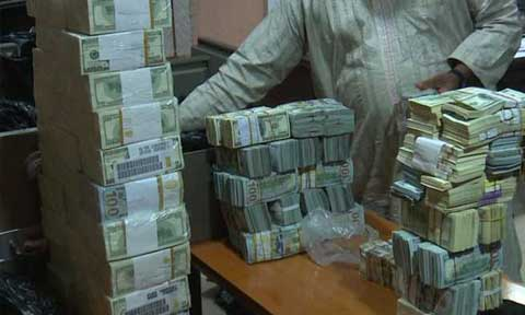 Image result for whistle-blower rejected commission on recovered N1 billion loot