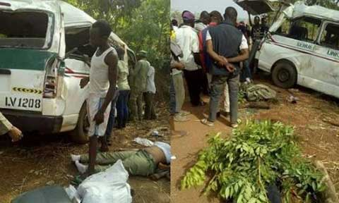 NYSC Fatal Car Accident