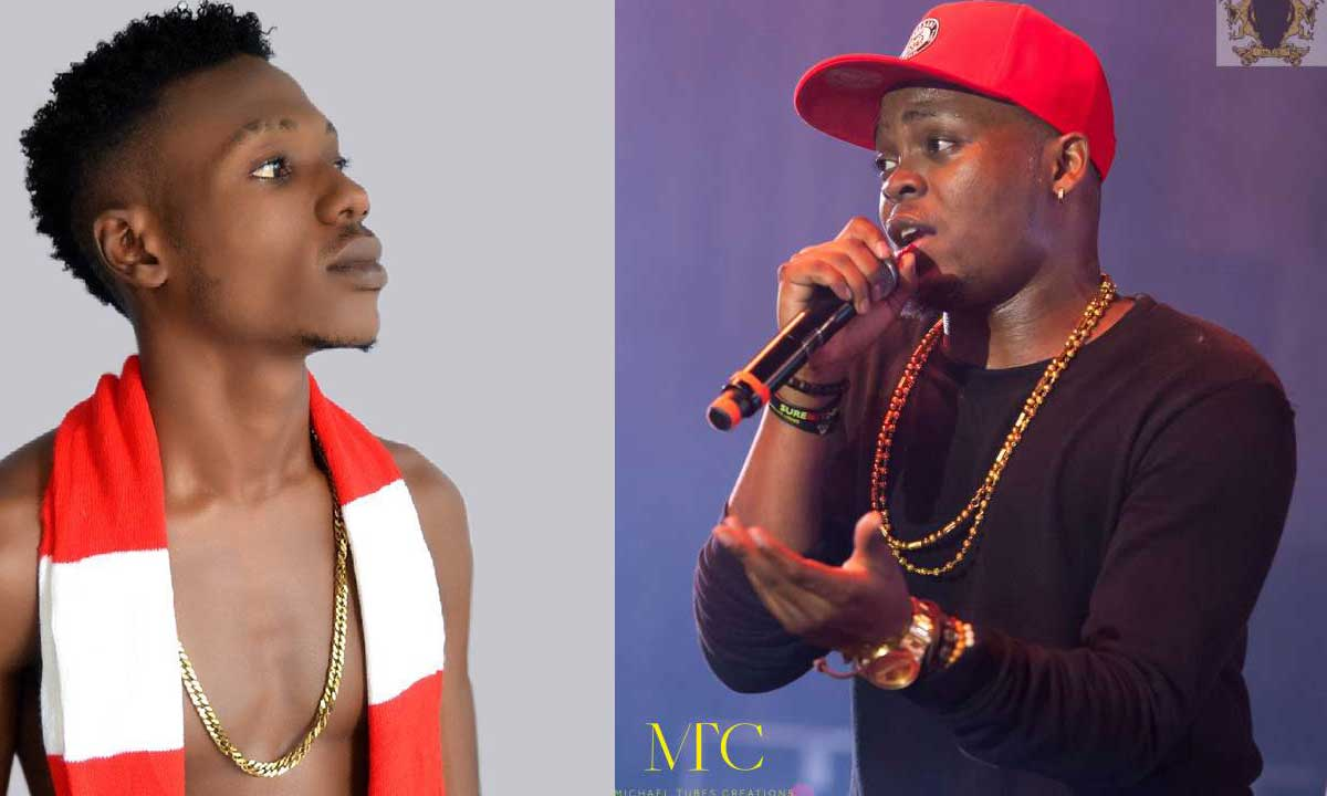 Olamide Signs Another Pure Water Seller 'Davolee' To YBNL