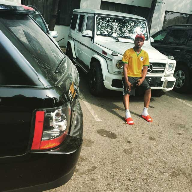 Wizkid and david who is the richest celebrity