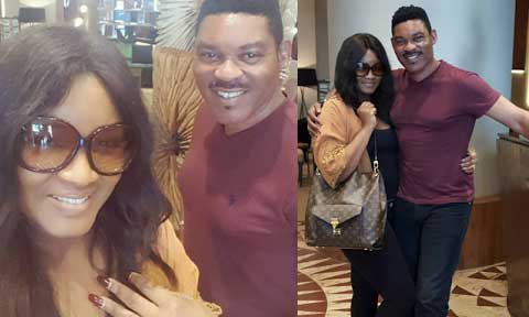 Omotola Gushes About Hubby, He Makes Me Feel Uber Hot and Sexy