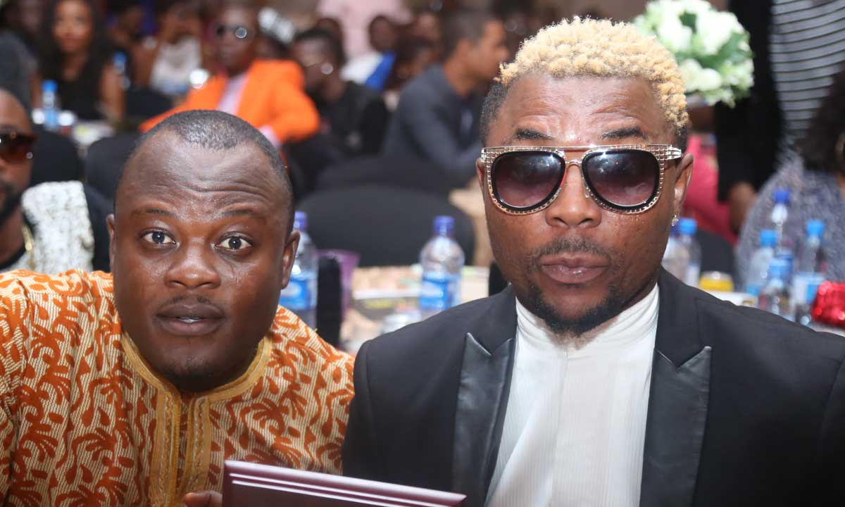 Oritse Femi Explains Why He Arrested his Former Manager as he Recovers his Car