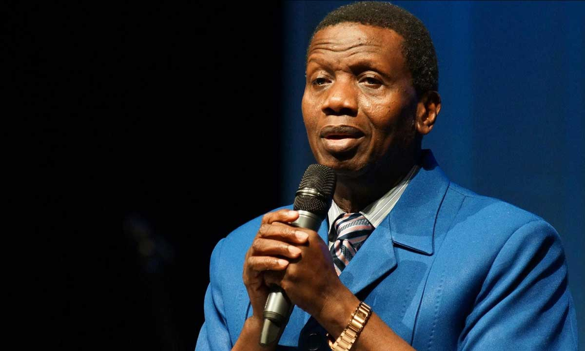Exclusive must-watch interview with PASTOR E.A ADEBOYE (General Overseer of The Redeemed Christian Church of God)