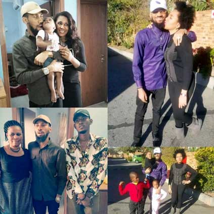 Have you Seen Phyno's family Members? Check them Out in