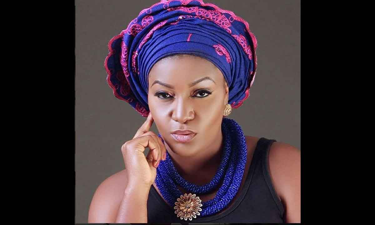 Nollywood Actors Live in Luxury But They are Underpaid--Queen Nwokoye
