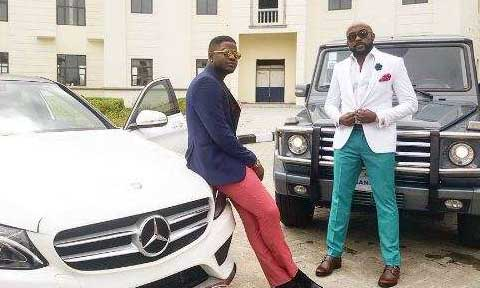 Banky W and  Skales