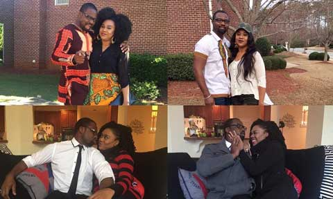 Stella Damasus 'Slap' Haters Calling Her husband Snatcher With This Photos