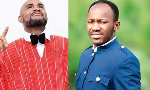 Apostle Suleman and Leo Mezie