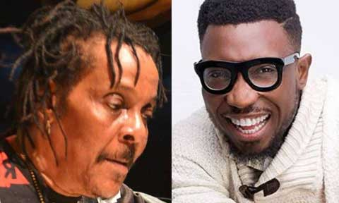 Majek Fashek and Timi  Dakolo