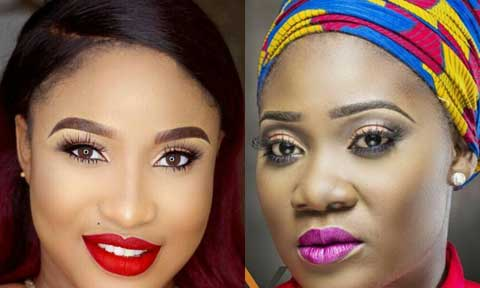 Mercy Johnson, Tonto Dikeh
