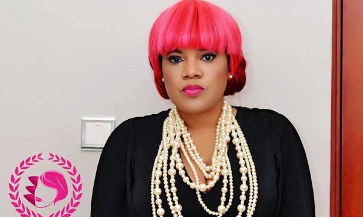Toyin Aimakhu Refuse to talk about being poisoned by Niyi Johnson