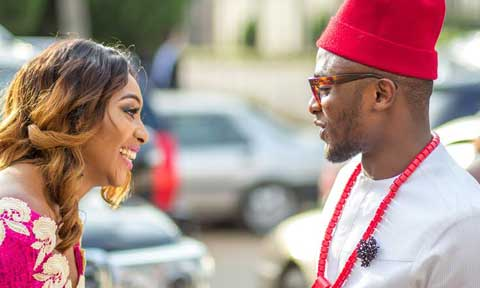 Actress Lilian Esoro Estranged Husband, Ubi Franklin Donates N500k For An Unknown Baby's Treatment