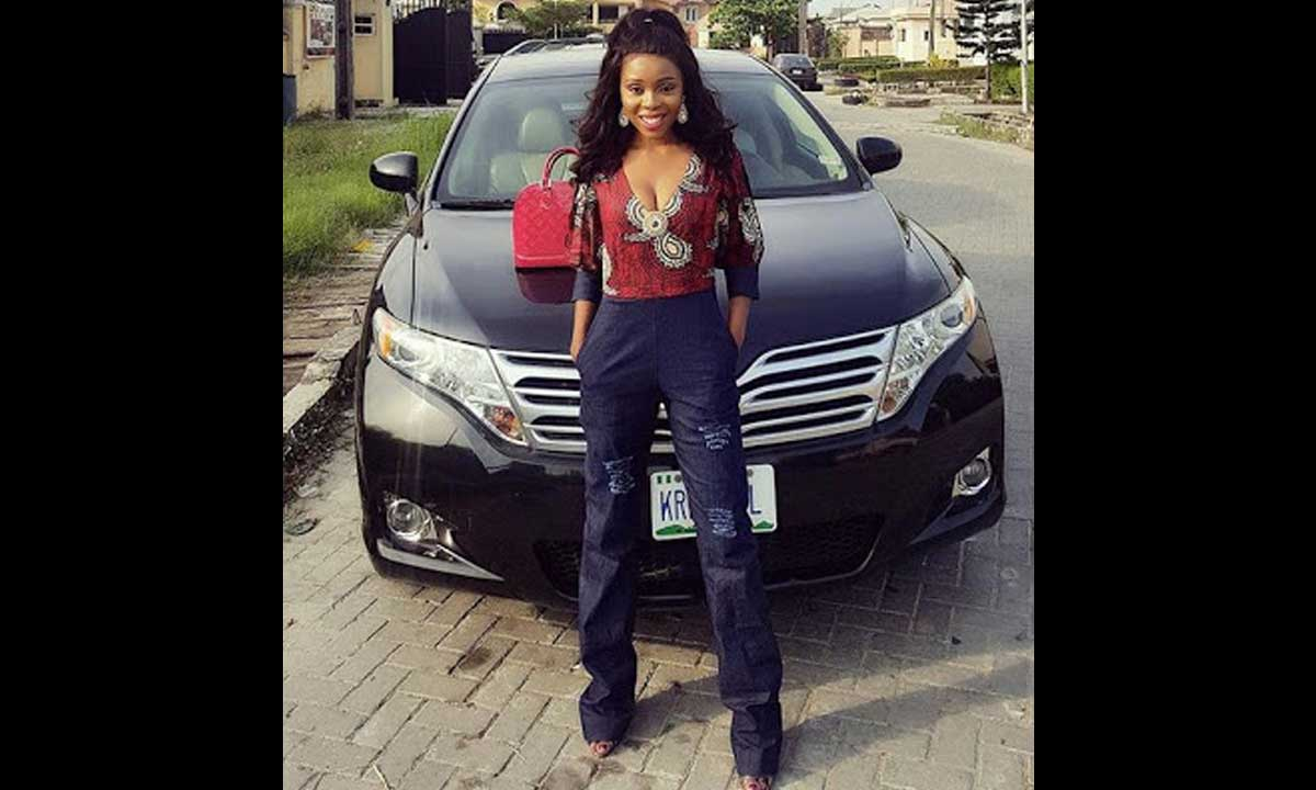 Toyota Venza From Hair Business