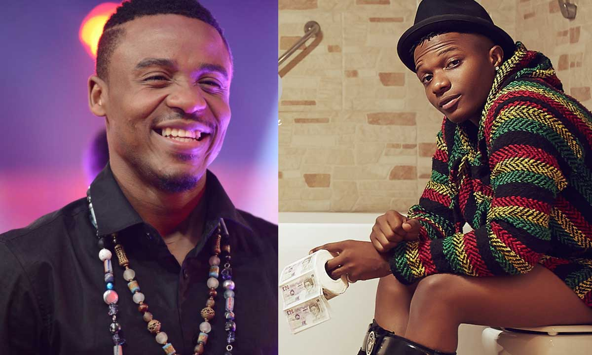 Image result for Ali Kiba and Wizkid