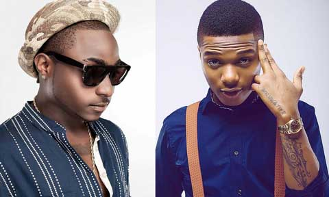 Catch up or stay local', Wizkid Slams Davido Hard