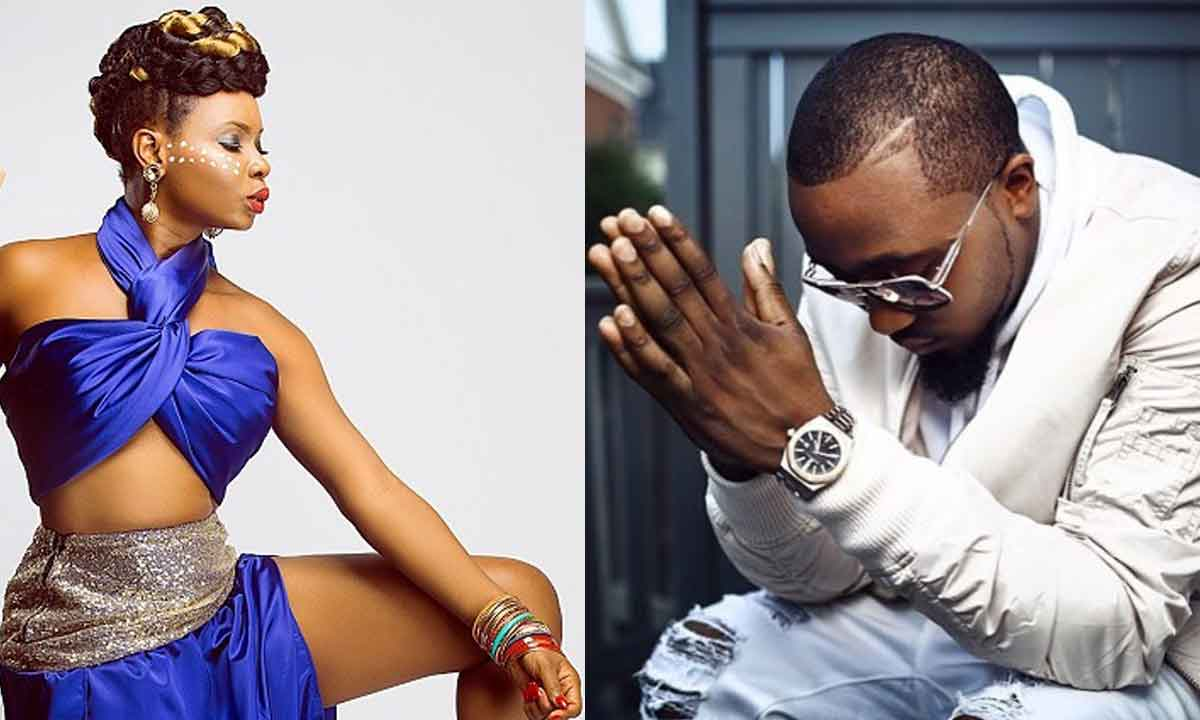 Yemi Alade and  Ice Prince